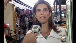 Como Escolher Frutas e Legumes na Hora da Compra - Jornal da EPTV - Cristina Trovó
