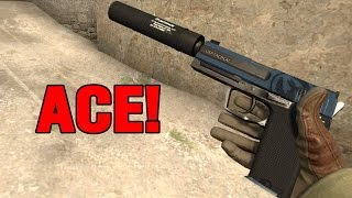 CSGO 5k Glock USP(Annabel Jones - Magnetic (AObeats Remix)