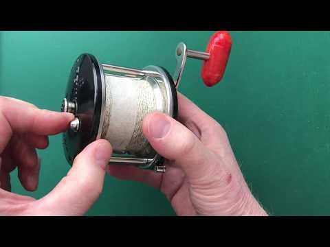 Penn Longbeach 60 Vintage Multiplier Fishing Reel