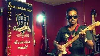 Vandhal Ennodu - Live Guitar Instrumental by Kumaran