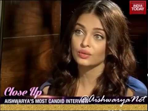 Aishwarya Rai Bachchan Interview on India Today for ADHM (2016)