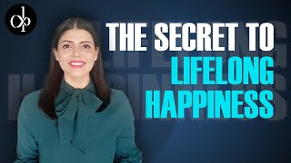 The Secret To Life Long Happiness | Deepti Pathak
