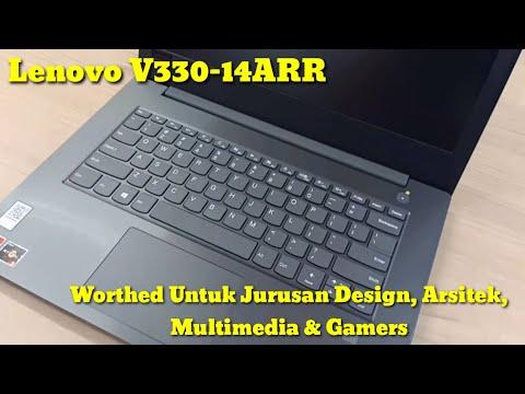 Review Laptop Lenovo V330-14ARR (Unboxing Lenovo V330-14ARR)