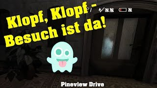 Horror Let's play PINEVIEW DRIVE - 02 - Fiese Ratte!