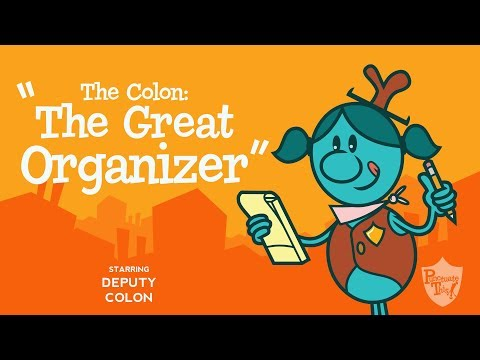 The Colon: The Great Organizer – Doctor Noize