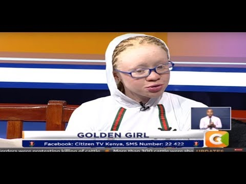 Jeff Koinange Live : Golden Girl [Part 2]
