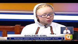 Jeff Koinange Live : Golden Girl [Part 2]