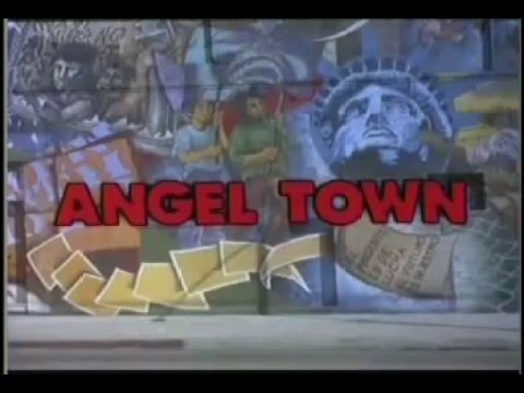 Random Movie Pick - Angel Town(1990) trailer YouTube Trailer