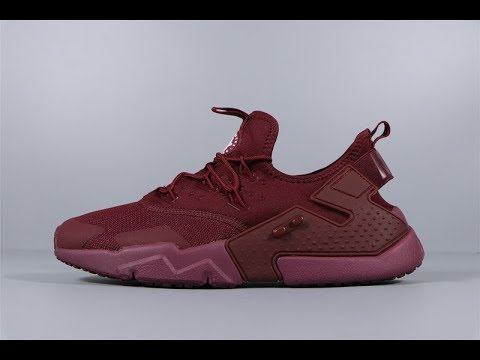 cheap for discount b076a c2ce3 Nike Air Huarache Drift Mens AH7334-600 Team Red White Running ShoesFROM  Robert