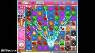 Candy Crush Level 540 help w/audio tips, hints, tricks