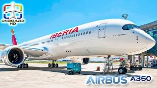 Trip Report   Iberia A350: This Is The Future!! ツ   Madrid To London-heathrow