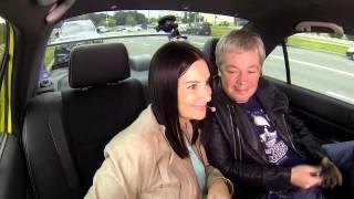 CARenina TV Александр и Екатерина Стриженовы  «За автомобили в нашей семье отвечает Александр!»
