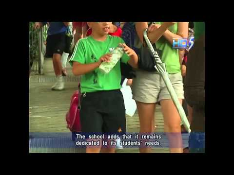 Parents, students of Pei Chun Public School keep confidence in school - 17Apr2012
