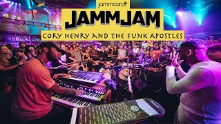 #JammJam | Cory Henry and the Funk Apostles feat. B.Slade | LIVE