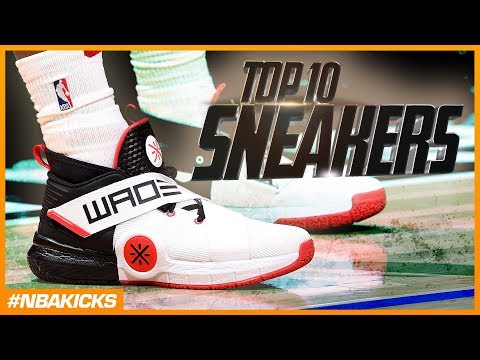 Top 10 Sneakers in the NBA #NBAKICKS - Week 8 thumbnail
