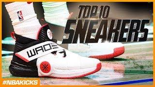 Top 10 Sneakers in the NBA #NBAKICKS - Week 8