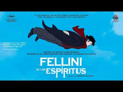 FELLINI DE LOS ESPÍRITUS - Documental - Estreno en España