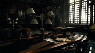 Speed Level Design - Old Library - Unreal Engine 4