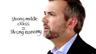 WE THE ECONOMY | Why is the middle class so important? - Neil Irwin