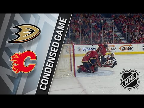 03/21/18 Condensed Game: Ducks @ Flames
