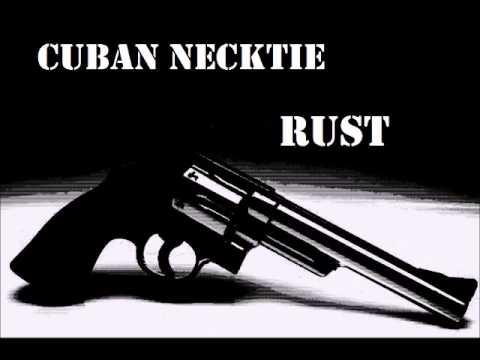 Cuban Necktie - Rust