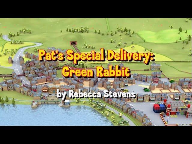 Pieter Post - Seizoen 9 - Afdeling Speciale Pakketjes - Aflevering 19 - Groen konijn