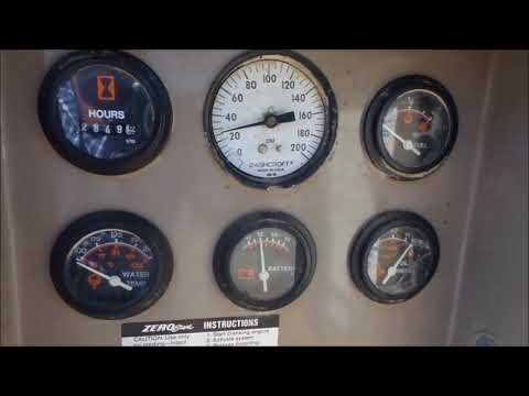 1992 leroi 185 air compressor for sale no reserve internet auction september 28, 2017 Air Compressor Controls Diagram