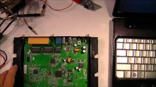 Bricked TP-Link WDR4300 Router Recovery Using UART Serial Converter Part #1