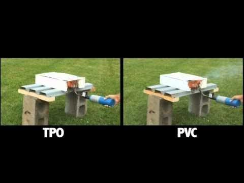 Tpo Vs Pvc Youtube