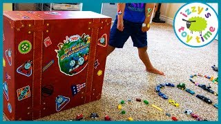 400K SUBS! THOMAS BIG WORLD BIG ADVENTURES MOVIE BOX SET with TRACKMASTER?!?!