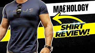 MACHOLOGY Shirt Review