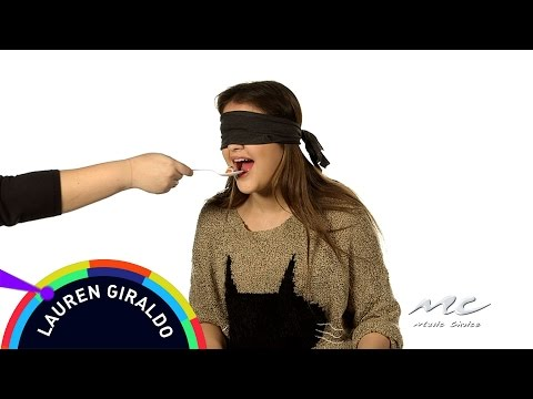 Music Choice Games: Lauren Giraldo -  What's In My Mouth