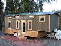 Gorgeous 32' Gooseneck Tiny Home