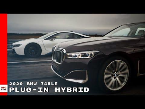 2020 BMW 745Le Plug-in Hybrid