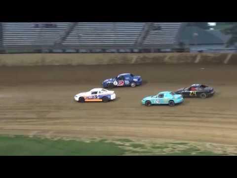 Lawrenceburg Speedway | 5.20.17 | Bessler's U Pull & Save Hornets  | Heat 2