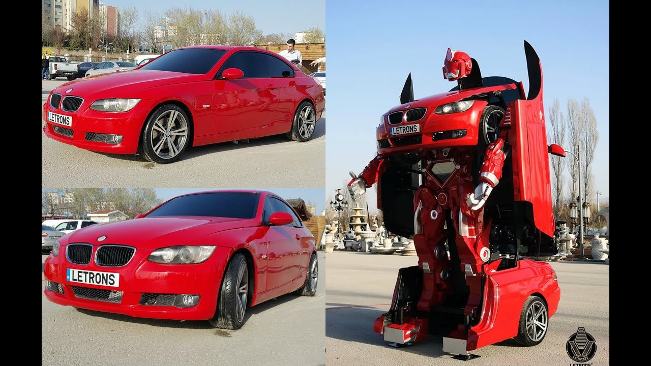 7 Real Transforming Vehicles You Didn't Know Existed in Real Life - YouTube