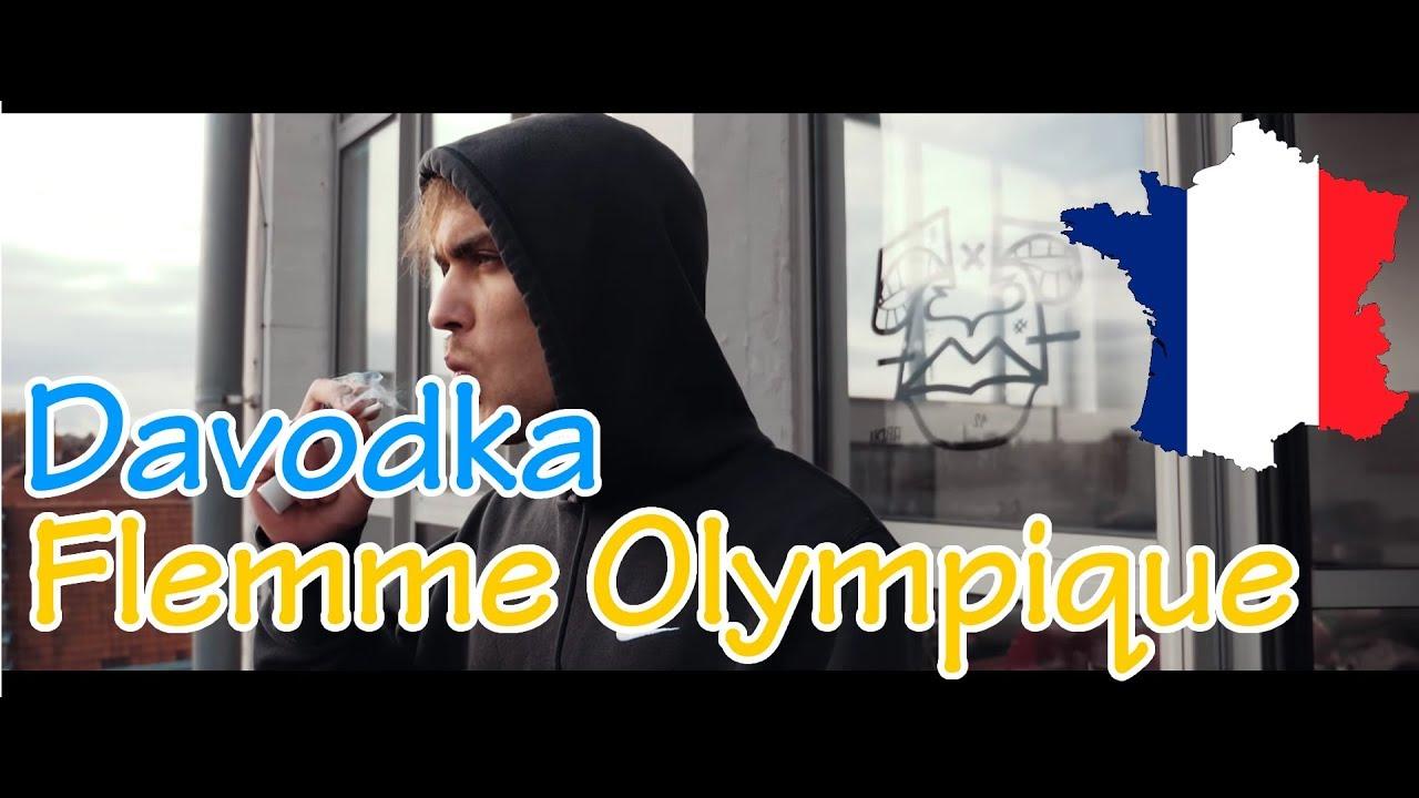 davodka flemme olympique
