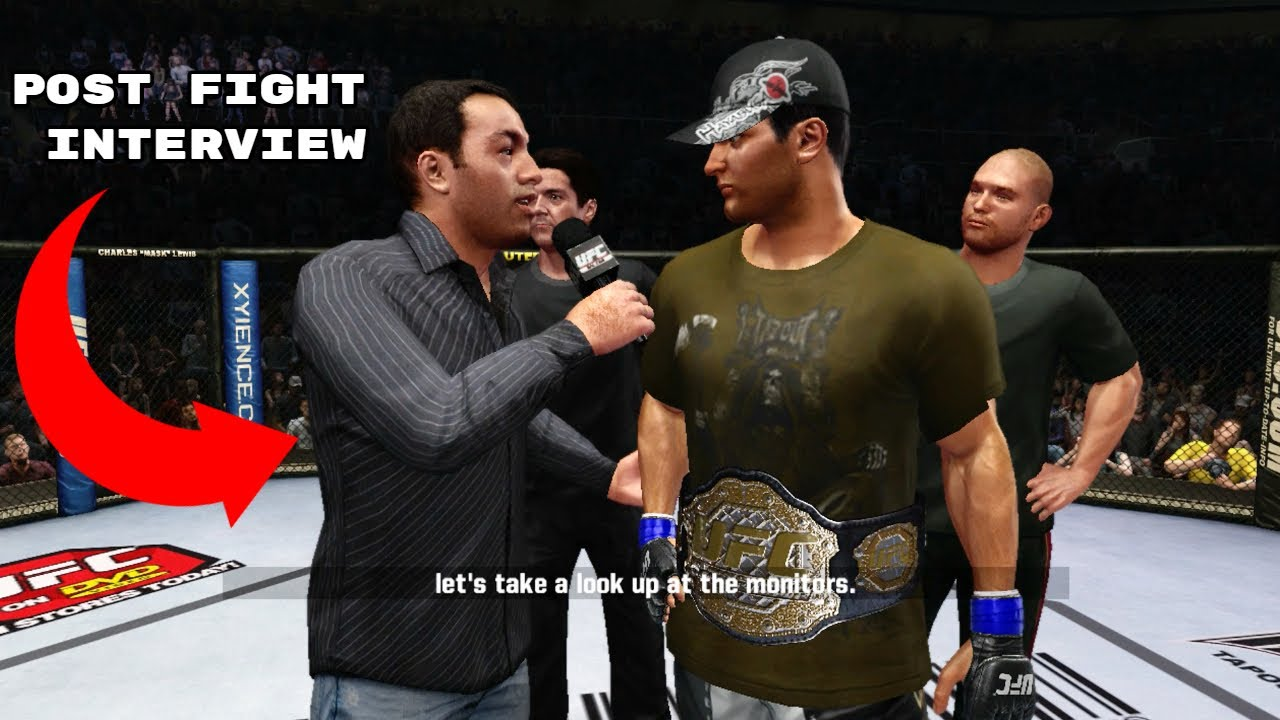 13 Incredible Features/Details Removed From UFC Video Games