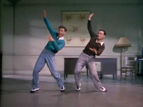 Gene Kelly, Donald O'Connor Поющие под дождём - На приёме у логопеда