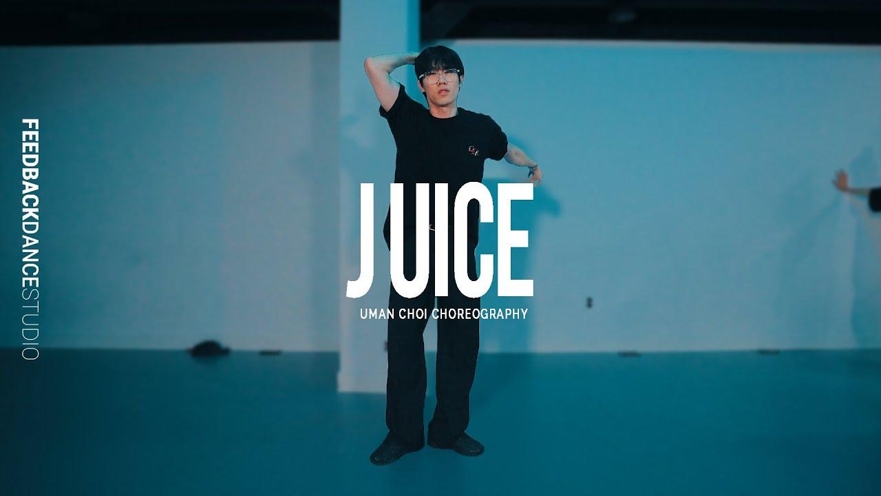 PHE REDS - JUICE | UMAN CHOI Choreography