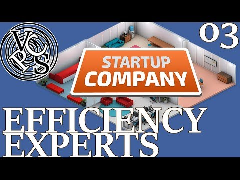 Efficiency Experts : Let's Play Startup Company EP03 - Beta 12 Software Developer Tycoon Gameplay