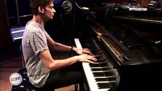 Обложка Jon Hopkins Performing Abandon Window Nightfall Autumn Hill Live On KCRW