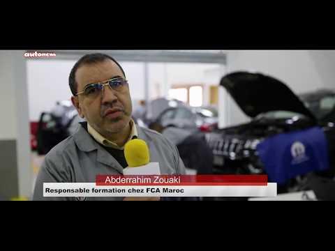 Fiat Chrysler Automobiles Maroc