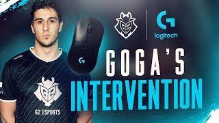Goga's Intervention | G2 Rainbow Six Siege