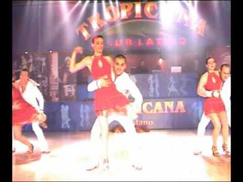 Tropicana Club Latino Milano - Show Allegria Latina