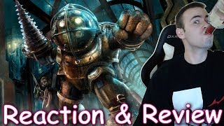 Bioshock Trailer Reaction (All Bioshock Teaser Trailer Reactions) (Bioshock 2, Bioshock Infintie)
