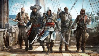 Assasin's Creed Black Flag! Evening chill stream!