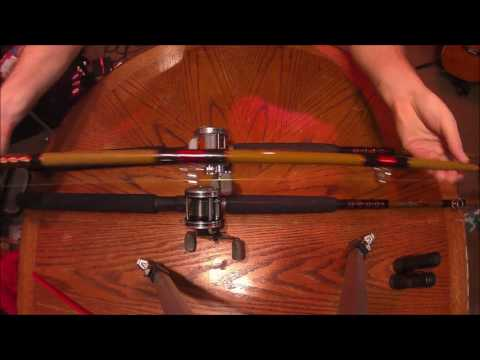 ABU GARCIA AMBASSADEUR 5500C 5500C3 5600AB FISHING REEL TIGER ROD