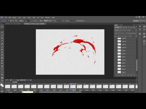 How To Create Png Animation Sequences In Photoshop