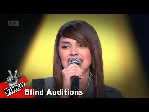 Μαίρη Πρωτόπαπα - House of the rising sun   6o Blind Audition   The Voice of Greece